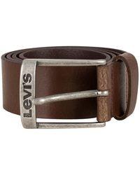 Levi's New Duncan Belt - Brown