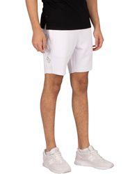 Luke 1977 One Small Step Sweat Shorts - White