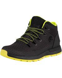Timberland Sprint Trekker Mid Boots - Black