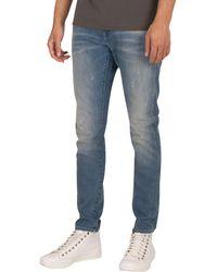 G-Star RAW Revend Skinny Jeans - Blue