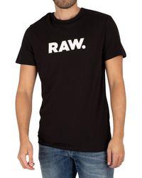 G-Star RAW Holorn T-shirt - Black
