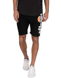 Ellesse - Bossini Fleece Sweat Shorts - Lyst