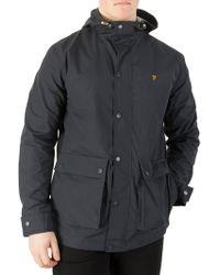 Farah - True Navy Rourke Jacket - Lyst