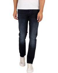 Jack & Jones Glenn Fox 104 Slim Jeans - Blue