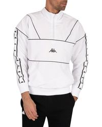 Kappa Authentic Turny Jacket - White