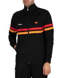 Ellesse Rimini Track Jacket - Black