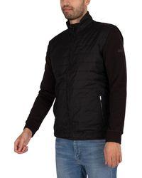 Regatta Zaiden Baffle Quilted Insulated Jacket - Black
