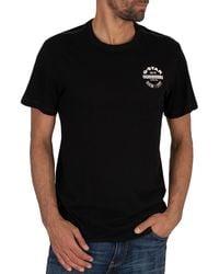 G-Star RAW Original Logo T-shirt - Black