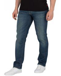 Levi's - Limerick 511 Slim Fit Jeans - Lyst