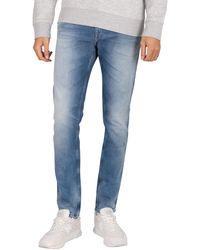 Tommy Hilfiger Austin Slim Jeans - Blue