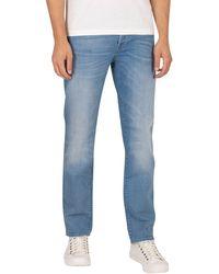 G-Star RAW 3301 Straight Jeans - Blue