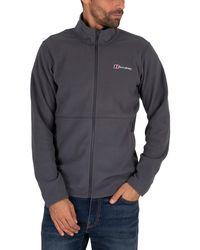 Berghaus Prism Micro Fleece Jacket - Gray