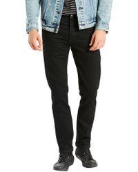 Levi's - Dark Denim 501 Skinny Fit Punk Jeans - Lyst