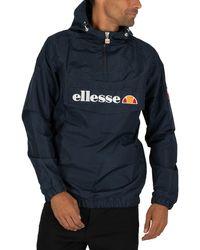 Ellesse Mont 2 Pullover Jacket - Blue