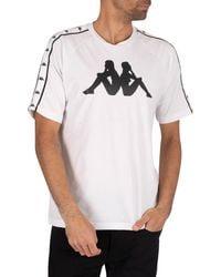 Kappa Authentic T-shirt - White