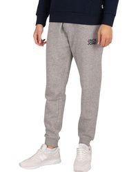 Jack & Jones Gordon New Soft Logo Sweatpants - Gray