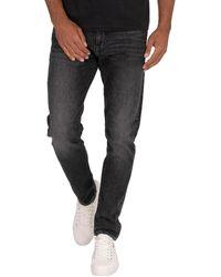 Levi's 512 Slim Taper Jeans - Black
