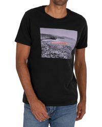 Levi's Photo T-shirt - Black