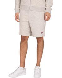 Fila Tommer Essential Sweat Shorts - Grey