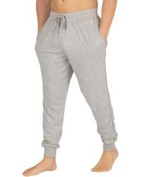 Calvin Klein Grey Heather Pyjama Bottoms - Gray