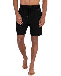 Calvin Klein Sleep Shorts - Black