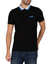 Barbour Ampere Polo Shirt - Black