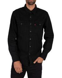 Levi's Barstow Western Shirt - Black