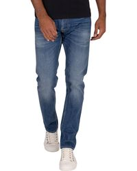 Replay Rocco Comfort Jeans - Blue