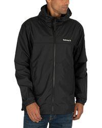 Timberland Windbreaker Jacket - Black