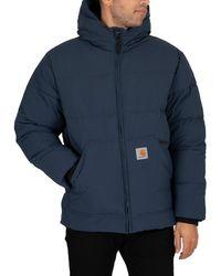 Carhartt WIP Byrd Jacket - Blue