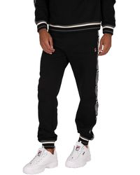 Fila Danube Track Sweatpants - Black