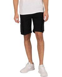 Jack & Jones Ross Cargo Shorts - Black