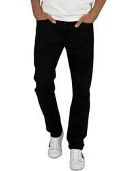 Levi's 502 Regular Taper Jeans - Black