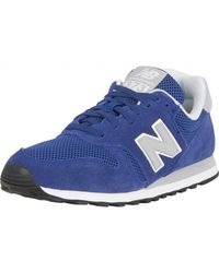 new balance 373 grey and blue