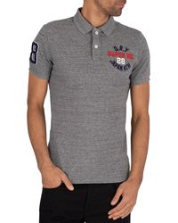 Superdry - Classic Superstate Polo Shirt - Lyst