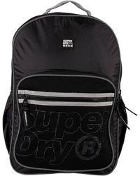 Superdry Scholar Backpack - Black