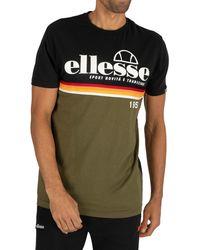 Ellesse Brescia T-shirt - Black