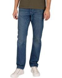 G-Star RAW Triple A Straight Jeans - Blue