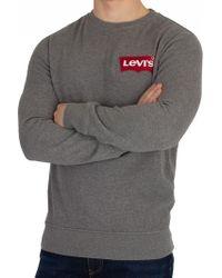 Levi's - Quiet Shade Modern Sweatshirt - Lyst