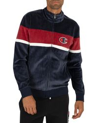 Champion Full Zip Jacket - Blue