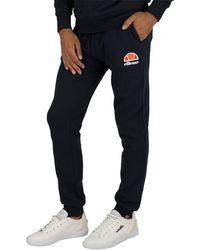 Ellesse Ovest Logo Sweatpants - Blue