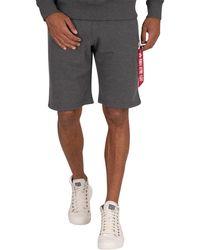 Alpha Industries X-fit Cargo Shorts - Grey