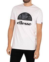 Ellesse Alta Via T-shirt - White