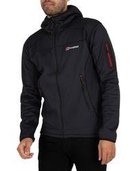 Berghaus Pravtale Fleece Jacket - Black