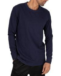 G-Star RAW Swando Loose Longsleeved T-shirt - Blue