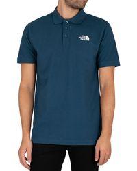The North Face Calpine Polo Shirt - Blue