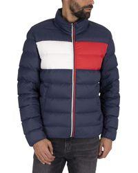 Tommy Hilfiger Essential Down Puffer Jacket - Blue