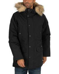 Carhartt WIP Anchorage Parka Jacket - Black