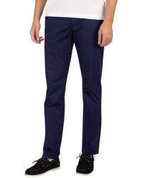 Tommy Hilfiger Active Flex Summer Twill Pants - Blue