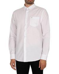 Farah Drayton Shirt - White